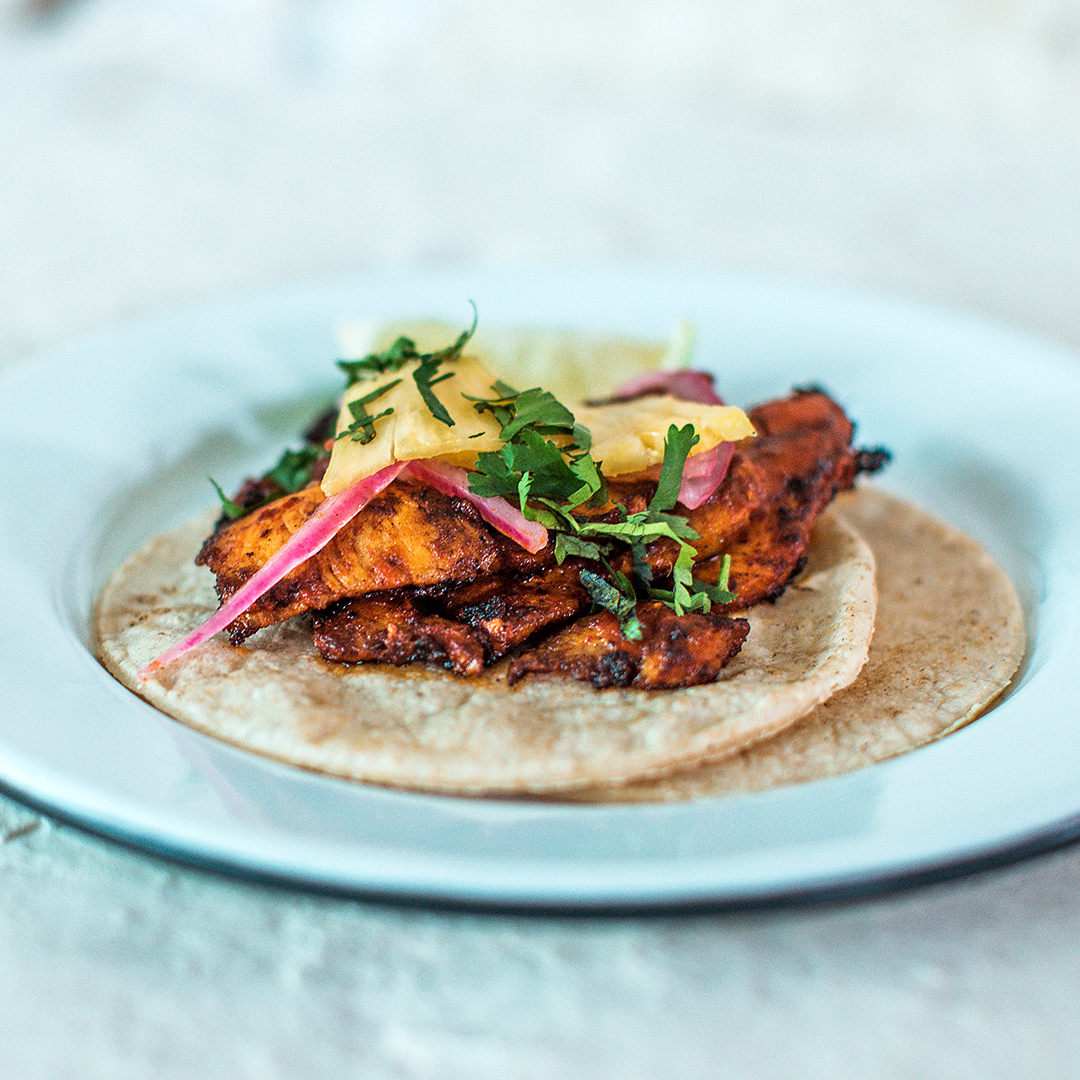 Taco Pork Pastor